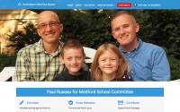 Paul Ruseau for School Committee | electpaul.org (drupal)