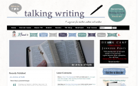 Talking Writing - www.talkingwriting.com (drupal)