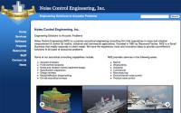 Noise Control Engineering website