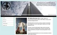 SP Safety Services Ltd website